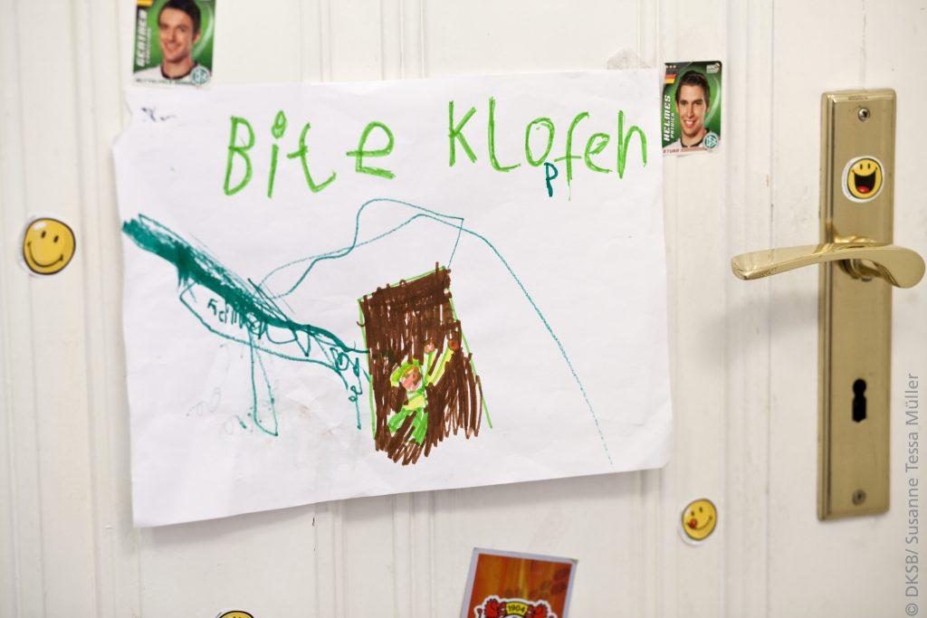 Privatsphäre ist auch ein Kinderrecht. Foto: DKSB/Susanne Tessa Müller